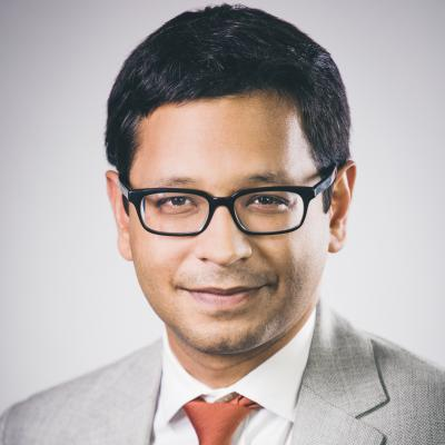 A headshot of Sabeel Rahman